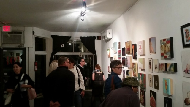 9 Gallery group show