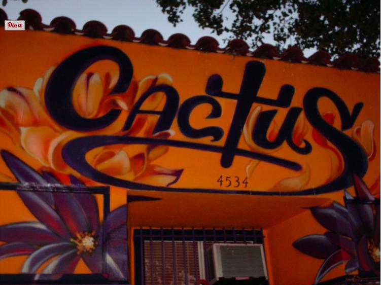 Cactus Gallery CA