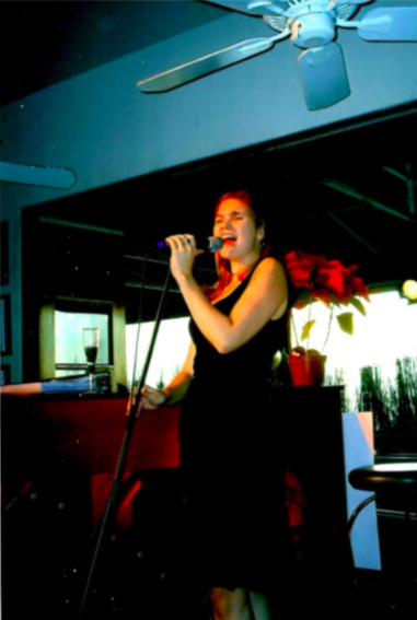 Cabaret singers opening up solo event She Collections at Marks Restaurant