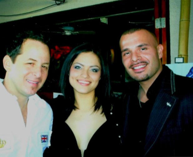 Mark/Owner, Jenna and Mike