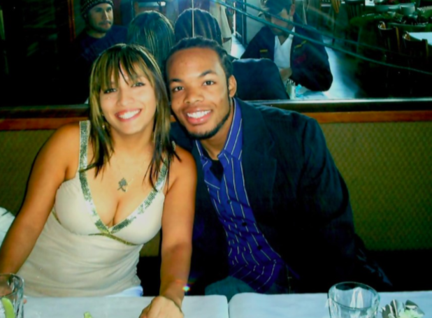 Letty and Taj at solo show hosted by Marks Restaurant