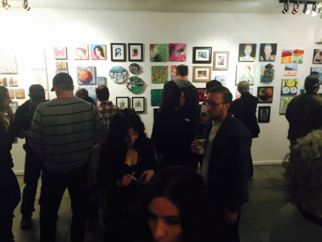 Group show at 9 The Gallery 2016
